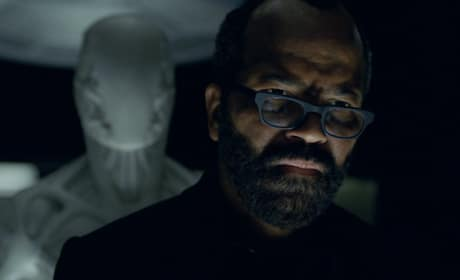 Bernard from Season 2 - Westworld