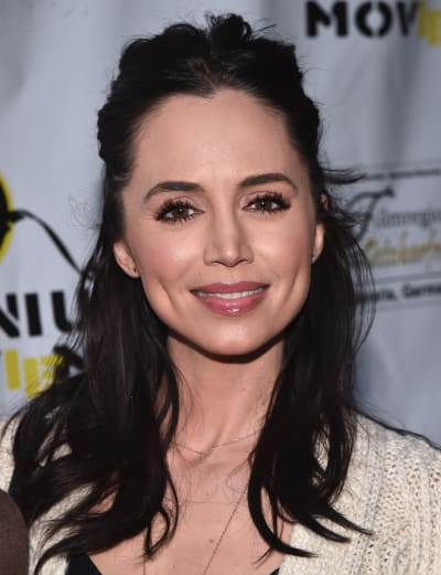 Eliza Dushku Attends Movie Premiere