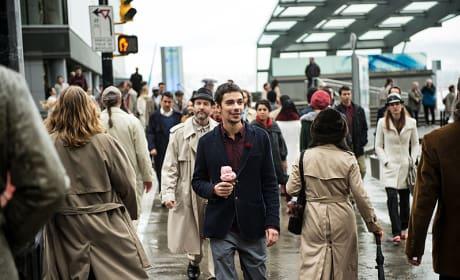 Business Casual - The 100 Season 3 Episode 16