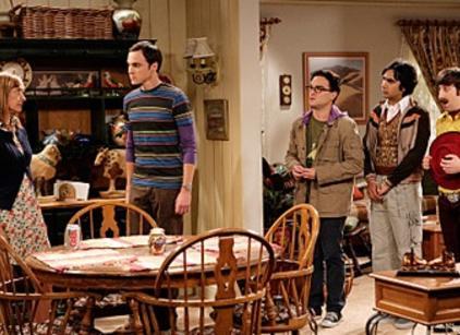 Watch The Big Bang Theory Season 3 Episode 1 Online