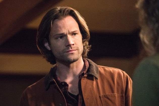 Sam is uneasy - Supernatural Season 12 Episode 23
