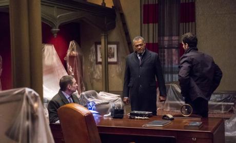 Forensic investigation - Hannibal Season 3 Episode 11