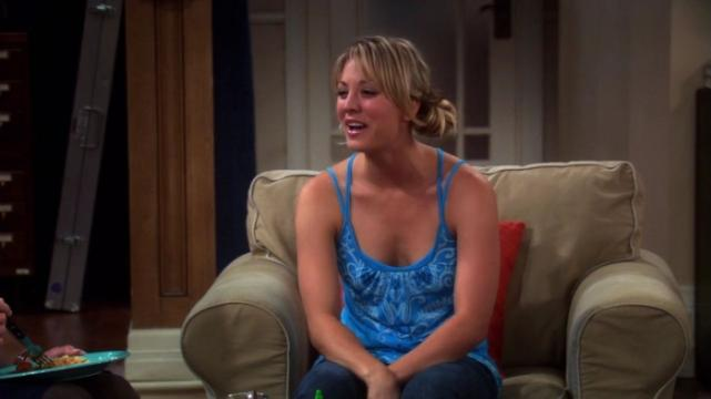 The Big Bang Theory The Evolution Of Penny S Style Tv