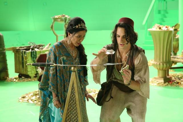 Biggest Let Down: Aladdin in Storybrooke