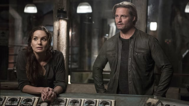Will and Katie - Colony