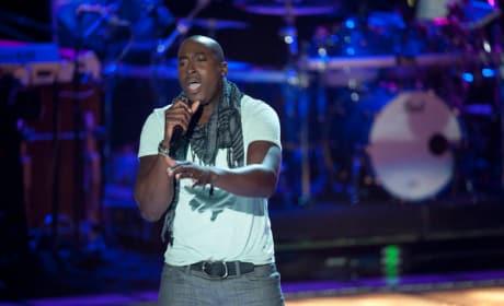 Jermaine Paul's Blind Audition