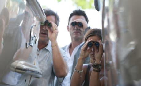 They Spy...
