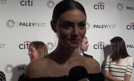 Phoebe Tonkin PaleyFest Interview