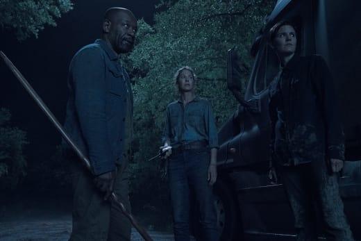 What's That Sound? - Fear the Walking Dead Season 4 Episode 13