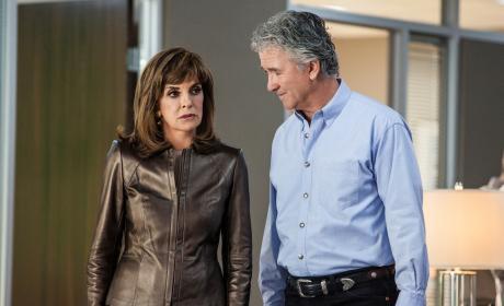 Do you think Sue Ellen will get sober at Southfork?