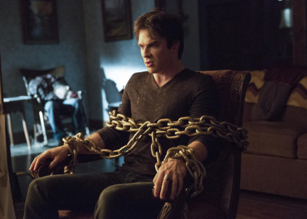 Damon in Chains