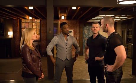 A Perfect Match - Quantico Season 3 Episode 3