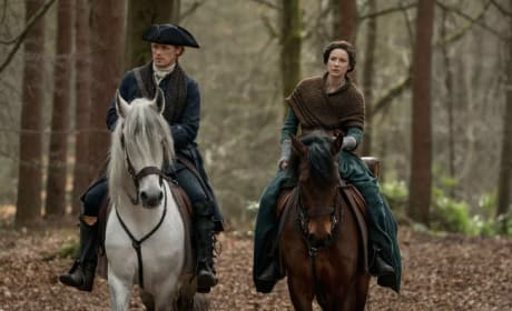 Finding Her Parents - Outlander