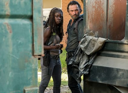 Watch The Walking Dead Season 7 Episode 12 Online