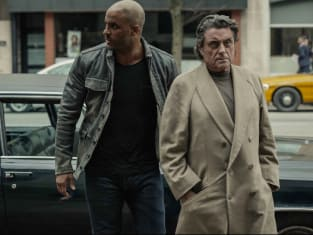 Planning a Bank Robbery - American Gods