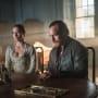 Flint and Miranda Discuss the Future - Black Sails Season 2 Episode 9