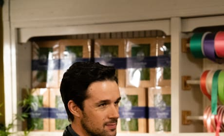 Donovan at the Shop - Good Witch Season 5 Episode 6