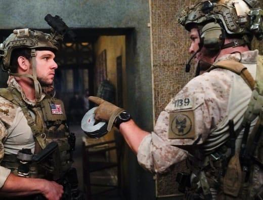 Pushing Hard - SEAL Team Season 4 Episode 5