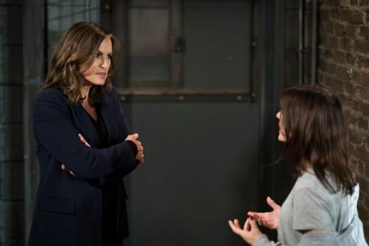 An Emotional Interrogation - Law & Order: SVU Season 19 Episode 7