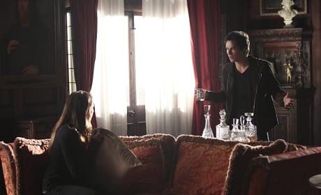 What?!? - The Vampire Diaries