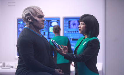 The Orville Season 2 Episode 2 Review: Primal Urges