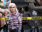 Crime Scene Photo Shoot - iZombie Season 4 Episode 3