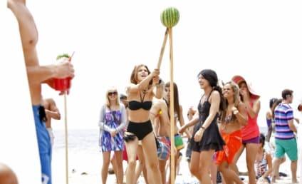90210 Season Premeire Photos: Whack That Watermelon!