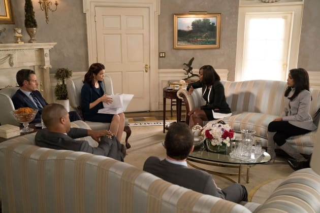 What's The Plan? - Scandal Season 7 Episode 12