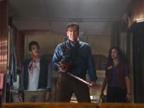Ash vs Evil Dead Season 1 Episode 1