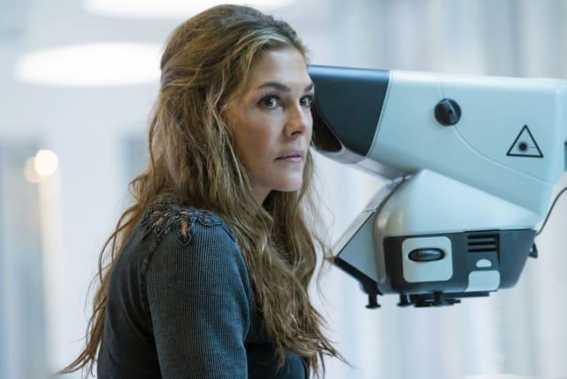 Abby – The 100 Season 4 Episode 5