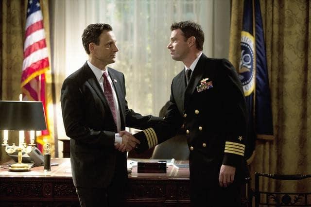 Olivia Asks Fitz to Save Jake