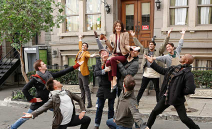 How I Met Your Mother Review: On the Cuff