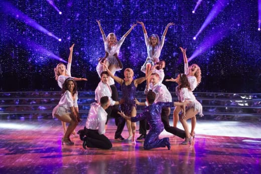 Tonya Harding Enjoys Her Last Dance - Dancing With the Stars: Athletes Season 26 Episode 4