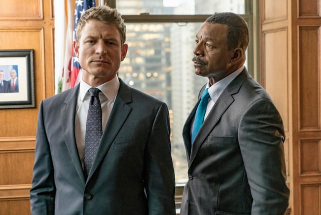 Chicago Justice - NBC