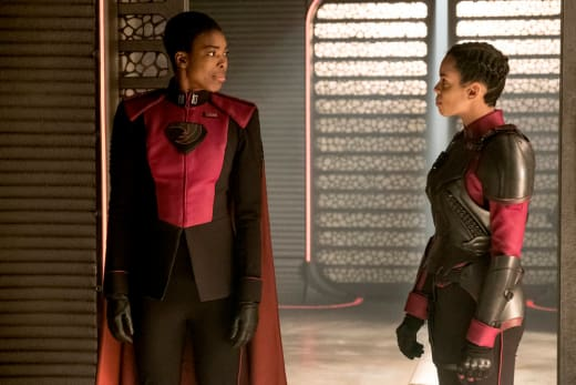 Do Not Mess With The Zod Women - Krypton Season 1 Episode 4