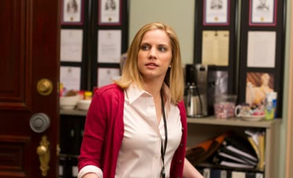 Anna Chlumsky to Appear on Hannibal