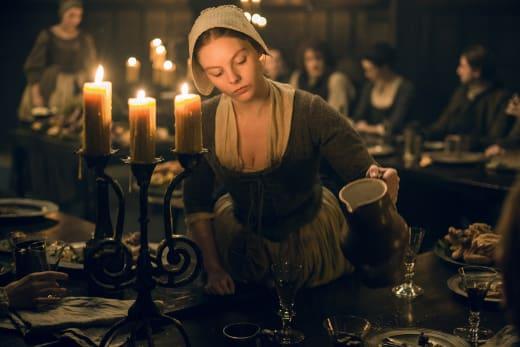 Laoghaire - Outlander Season 2 Episode 8
