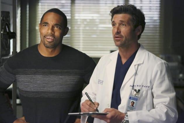 Ben and Derek