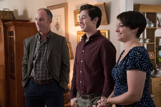 Donald's New Family - The Fosters Season 5 Episode 16