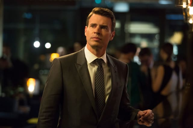 Will Chase is a Lovable, Sappy Badass