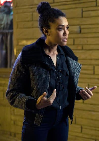 Foster - Chicago Fire Season 8 Episode 10