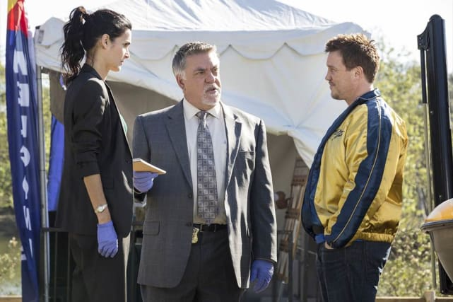 Going fishing rizzoli and isles