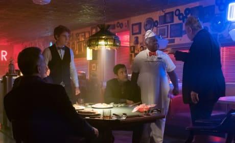 Poker Panic - Riverdale Season 2 Episode 12
