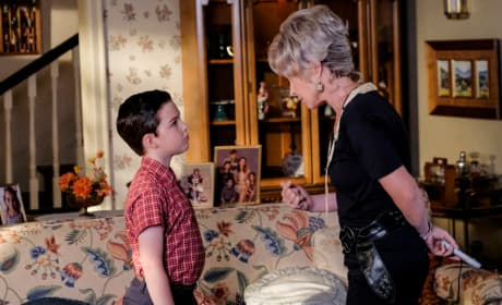 Video Game Obsession - Young Sheldon