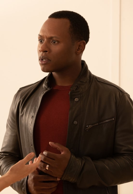 Papa Clive - Tall - iZombie Season 5 Episode 3