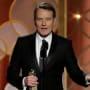 Bryan Cranston at the Golden Globes