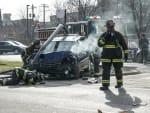 A Serious Car Accident - Chicago Fire