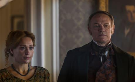 Francis and Sophia - The Terror Season 1 Episode 4
