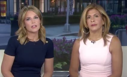 Today Anchors React to Matt Lauer Rape Allegation: 'This Is Shocking and Appalling'