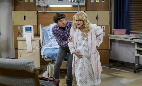 Labor Pains - The Big Bang Theory Season 10 Episode 11